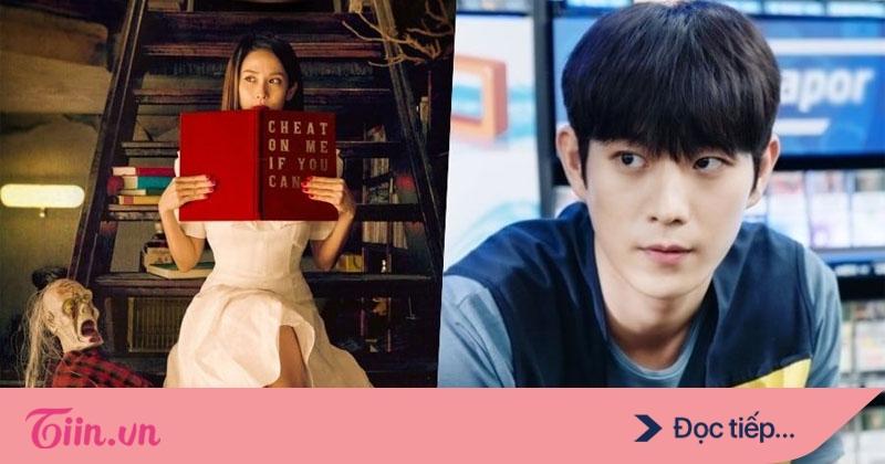 Phim kinh dị mới của KBS tung poster bí ẩn mới, 'nữ hoàng cảnh nóng' Jo Yeo Jeong xuất hiện đầy 'nguy hiểm'