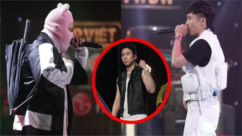 'Rap Việt' tập 14: Karik tự hào vì Ricky Star về đội mình, bày tỏ 'hơi ngán' Yuno Bigboi