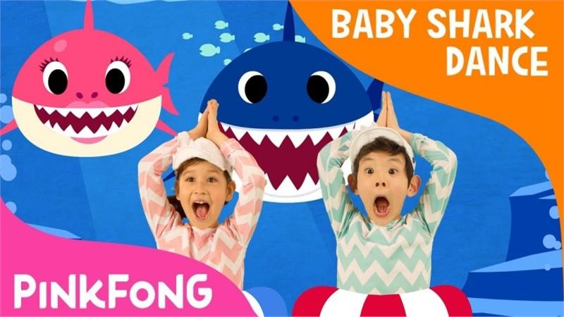 Baby Shark chính thức 'hạ gục' Despacito, trở thành MV nhiều view nhất toàn cầu