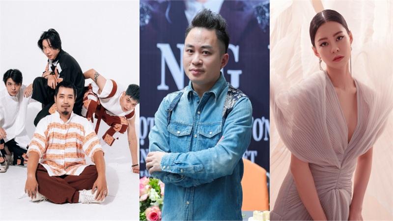 Tùng Dương mời Ngọt, Bùi Lan Hương, Hà Trần tham gia đêm nhạc 'Con người'