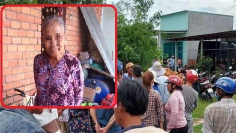 Vụ thi thể cụ bà 79 tuổi trong bao tải cách nhà 50m: Vào nhà 2 người phụ nữ rồi không trở ra nữa