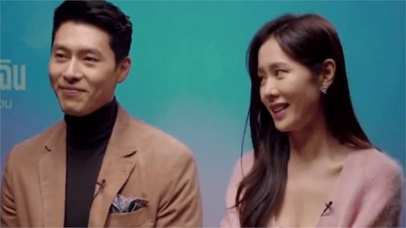 Hyun Bin bị đào bới khoảnh khắc thả thính Son Ye Jin suốt 2 năm liền, điều đáng nói là sử dụng đúng 1 câu ngọt lịm