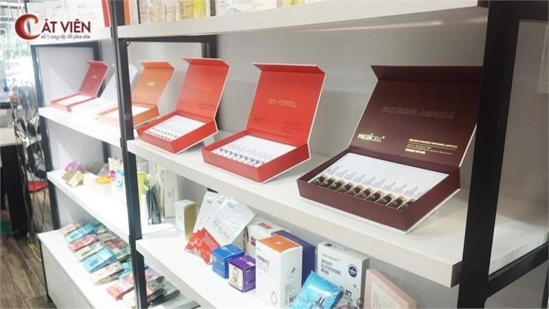 Thiết bị Spa và Phun Thêu Cát Viên - Phân phối mỹ phẩm nhập khẩu chính hãng