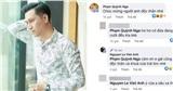 Việt Anh úp mở chuyện độc thân, 'bạn gái tin đồn' Quỳnh Nga phản ứng luôn và ngay