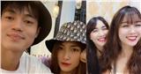 Hoà Minzy chia sẻ story của Văn Toàn và tag tên bạn gái Nhung Bum: Vừa giúp bạn thân công khai tình cảm, vừa xoá tin đồn 'toang'