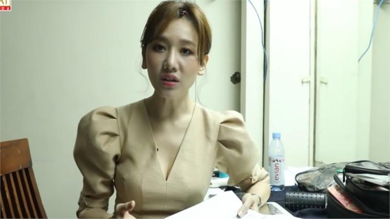 Hari Won tiết lộ lịch làm việc quá sức, quay liên tục hơn 24 tiếng, 7 rưỡi sáng mới về