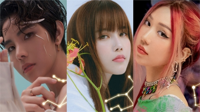 Vũ Cát Tường, Min, Thiều Bảo Trâm mang bài hát comeback đổ bộ 'ầm ầm' trên sân khấu đại nhạc hội