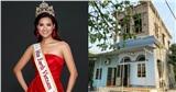 Gia cảnh của Hoa hậu Trái Đất Thái Thị Hoa: Căn nhà nhỏ, đang xây thêm 1 lầu để em trai cưới vợ