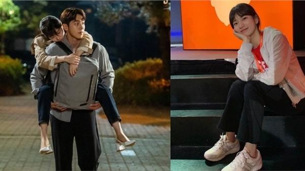 Không xem Start-Up thì chị em cũng nên ghim 4 kiểu giày đế thấp Suzy diện trong phim để nâng cấp style toàn tập