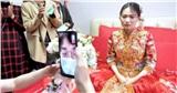 Chú rể nhận cuộc gọi khẩn cấp trước hôn lễ đẩy cô dâu vào tình huống bi hài tại sảnh cưới khiến quan khách xúc động