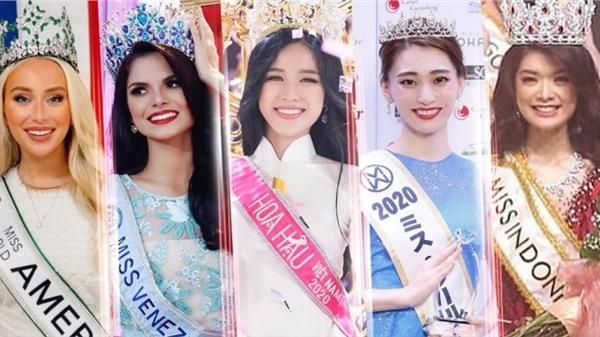 Đọ sắc Đỗ Thị Hà với dàn mỹ nhân Miss World 2021: Hoa hậu Việt Nam rạng rỡ, trình diễn hút hồn