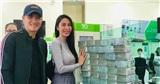 Phát hết 177 tỷ tiền quỹ cứu trợ, Thủy Tiên khẳng định tiếp tục 'cày cuốc kiếm tiền' để giúp người dân miền Trung