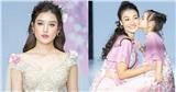 Á hậu Huyền My cùng mẹ con Hồng Quế và Nguyễn Hợp tham gia show thời trang, quyên góp ủng hộ miền Trung