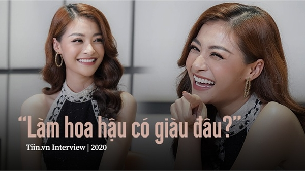 Kiều Loan sau đăng quang Á hậu hơn một năm: 'Tôi thấy mình chưa đủ giàu'