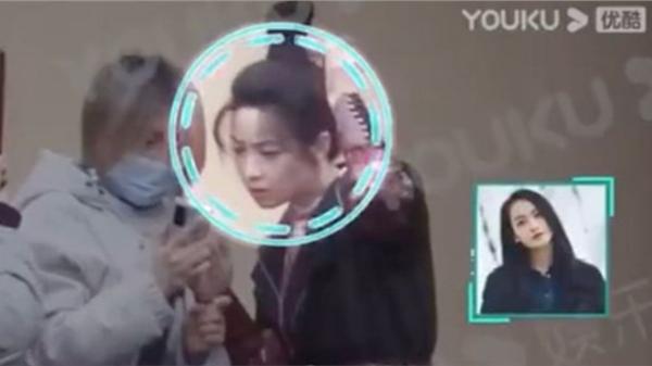 Lộ tạo hình giả trai của Tống Thiến trong phim đóng cùng Vương Nhất Bác