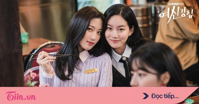 True Beauty tung loạt ảnh 'hội nữ thần visual' Moon Ga Young, Kang Min Ah, Park Yoo Na - xổ số ngày 20082019