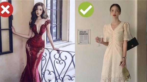 Trót dại diện 4 kiểu trang phục sau đi tiệc Tất niên cuối năm của công ty, thế nào chị em cũng bị chê là thiếu ý tứ