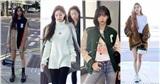 So kè style mùa lạnh của BLACKPINK: Jisoo 'ăn tiền' nhờ gương mặt, Jennie lên xuống thất thường