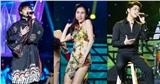 Sự kiện âm nhạc hot nhất cuối tuần qua: Denis Đặng làm 'cô dâu ma' của Trung Quân, Thủy Tiên 'cởi đồ' trên sân khấu