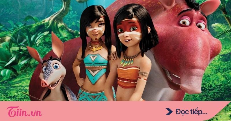 'Ainbo: Nữ Chiến Binh Amazon' - Phim hoạt hình đầy màu sắc và giàu ý nghĩa mở đầu năm mới 2021