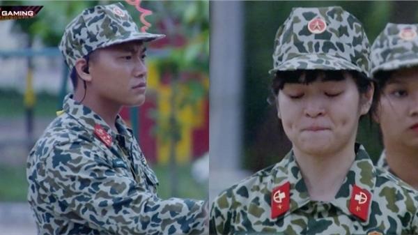 'Sao nhập ngũ 2020': Mũi trưởng từ chối lời 'xin xỏ' của Khánh Vân, không ngờ vô tình tạo nên điều tiếc nuối nhất của cô nàng