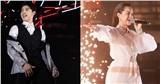 Noo Phước Thịnh mướt mồ hôi nhưng visual vẫn 'đỉnh' khó cưỡng, Phạm Quỳnh Anh khiến fan nữ bật khóc khi hát 'Bụi bay vào mắt'