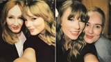 Taylor Swift hào hứng khoe ảnh chụp chung với Adele và J.K.Rowling tại tour diễn Reputation