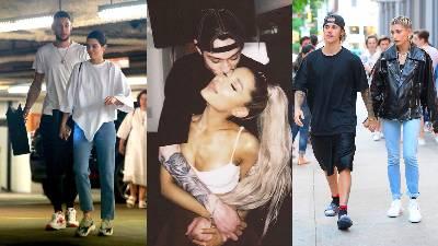 5 cặp đôi Hollywood hot nhất mùa hè 2018