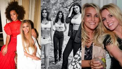 Những cặp chị em gái nổi tiếng nhất nhì làng giải trí Hollywood
