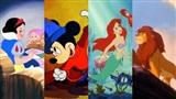 Trở về tuổi thơ với những phim hoạt hình Disney huyền thoại