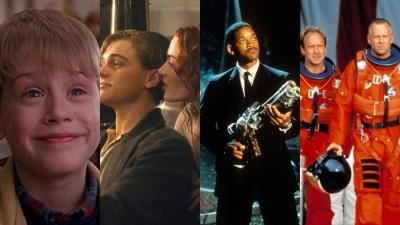 10 tác phẩm điện ảnh Hollywood gây thương nhớ của thập niên 90