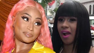 Nicki Minaj không kiện Cardi B sau vụ đánh nhau chấn động showbiz