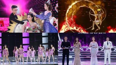 Đêm chung kết Hoa hậu Việt Nam 2018 sẽ hoàn hảo hơn nếu không dính 'rổ sạn' này