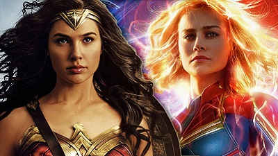 'Wonder Woman' chúc mừng 'Captain Marvel' vì thắng lợi doanh thu