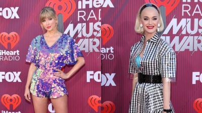 Được hỏi về ý định hợp tác với Taylor Swift, Katy Perry nói gì?