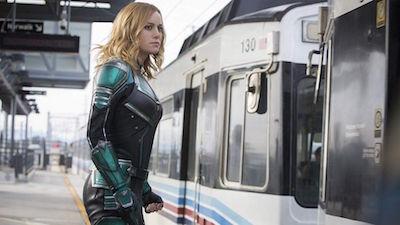 'Captain Marvel' vượt ngưỡng 600 triệu USD doanh thu toàn cầu
