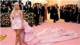 Mặc đồ sai chủ đề đến Met Gala, Nicki Minaj ngậm ngùi đổ lỗi cho nhà thiết kế
