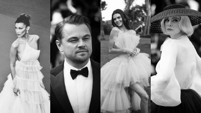 Ngắm những khoảnh khắc Cannes 2019 qua bộ ảnh đen trắng tuyệt đẹp
