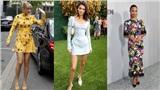 Cập nhật xu hướng váy hoa mùa hạ từ dàn sao Hollywood