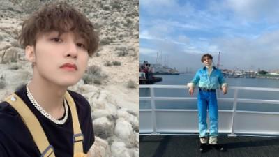 Sơn Tùng chia sẻ loạt ảnh hậu trường của MV 'Hãy Trao Cho Anh' tại Los Angeles