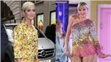 Katy Perry nghĩ gì khi Taylor Swift đứng lên tố cáo Scooter Braun?