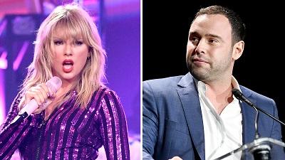 Đang trình diễn trên sân khấu, Taylor Swift giận dữ gửi thông điệp tới Scooter Braun