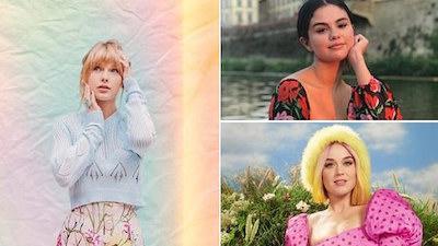 HOT: Taylor Swift sẽ hát chung với Katy Perry và Selena Gomez trong album 'Lover'