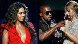 Hé lộ hậu trường Kanye West giật mic Taylor Swift tại VMAs năm xưa: Beyonce khóc, Pink đến chỉ thẳng vào mặt