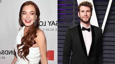 Thấy Liam Hemsworth giờ là trai độc thân, Lindsay Lohan bắt đầu vào 'thả thính'