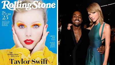 Taylor Swift tố cáo Kanye West 2 mặt, tiết lộ nhiều tình tiết mới về mối quan hệ mâu thuẫn trường kỳ