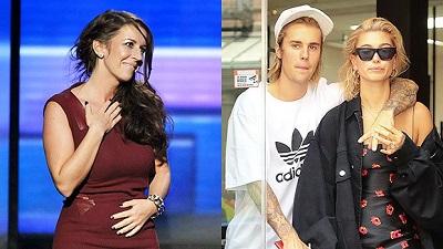 Mẹ Justin Bieber nức nở khen con dâu Hailey Baldwin: 'Mẹ không nghĩ có thể chọn được người hợp hơn'