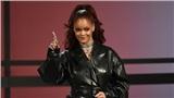 Bị fan nhận xét về chiếc trán dô, Rihanna đáp trả cực thâm thúy