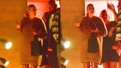 Adele tiếp tục khoe thân hình mi nhon và gu thời trang sành điệu khiến người hâm mộ trầm trồ