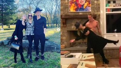 Mới hẹn hò được 1 tháng, Miley Cyrus dẫn Cody Simpson đến dự đám cưới em trai ruột